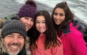 Aron and family